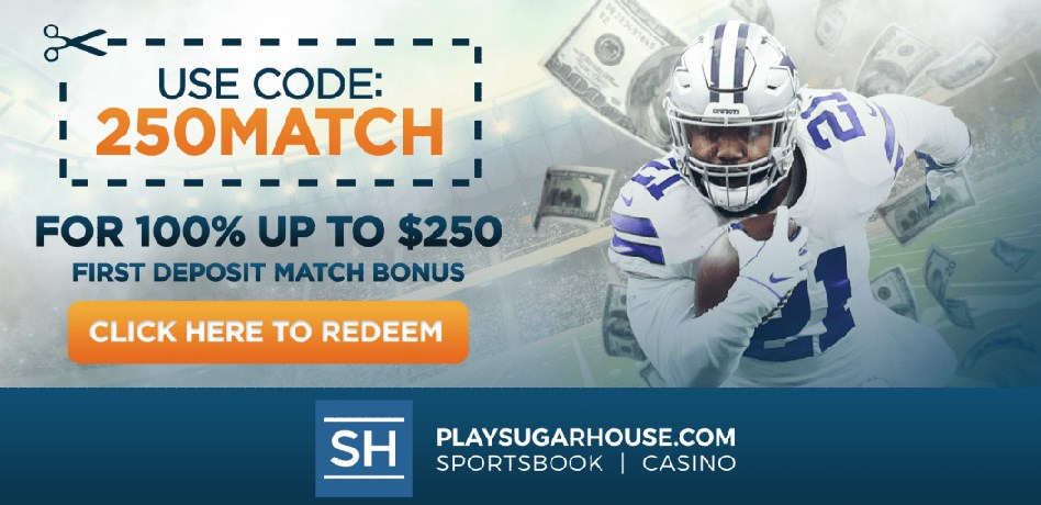 SugarHouse Sportsbook Online Betting