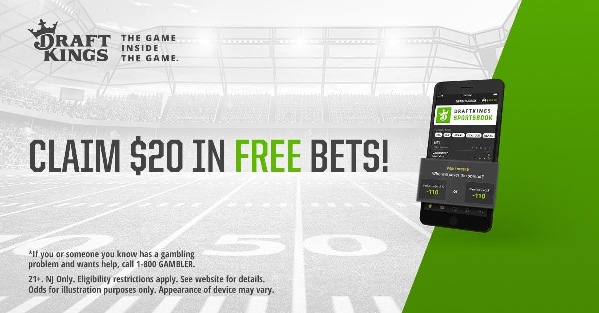 DraftKings Online Racebook Bets